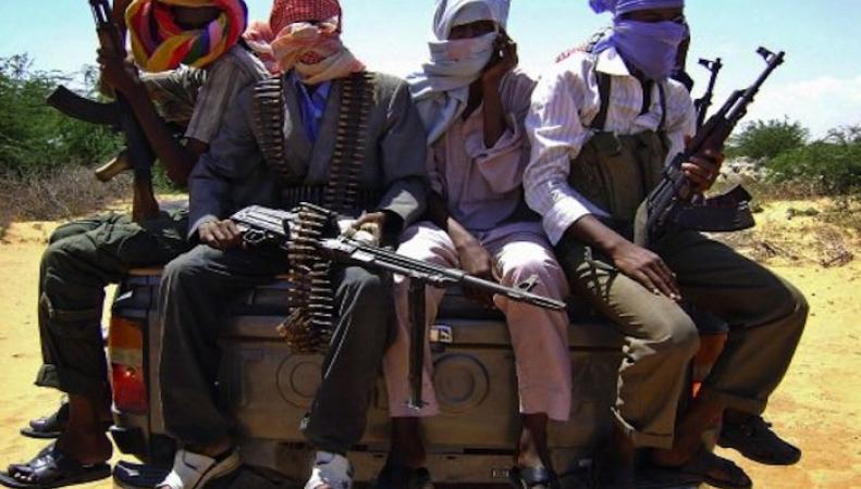 Сомалийские экстремисты