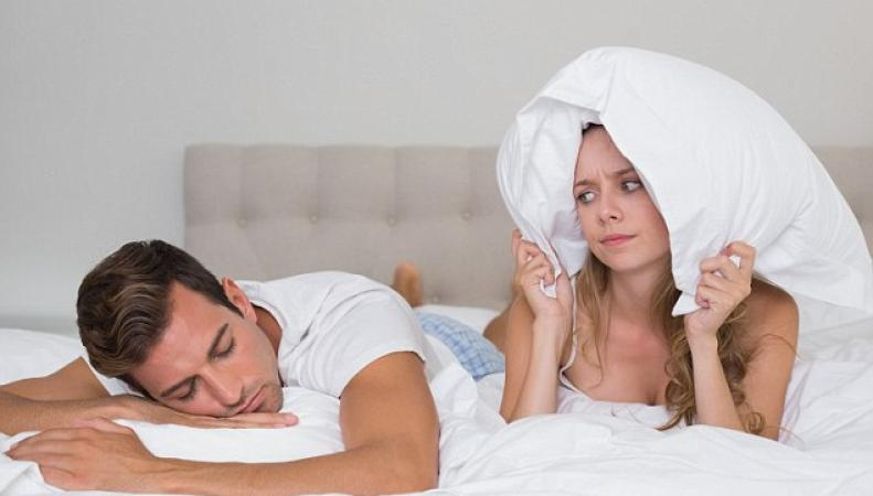 Женщины недосыпают