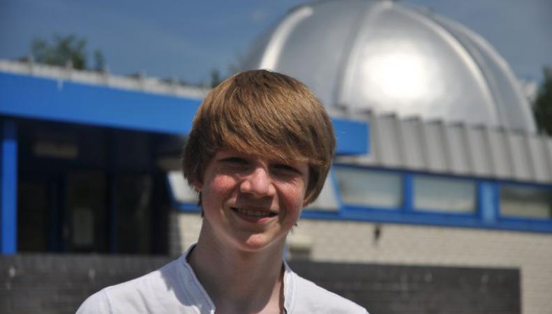 Британский школьник открыл новую планету в нашей Галактике
