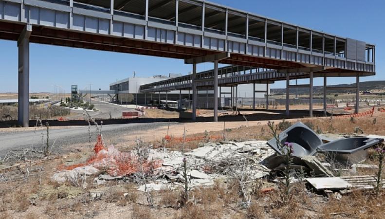 аэропорт Дона Кихота в Сьюдад-Реале