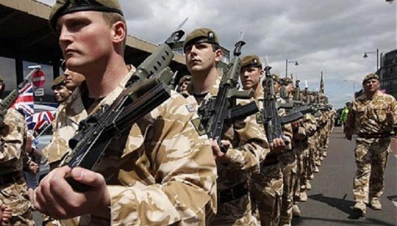 Путин и Корбин не пускают британцев Сирию