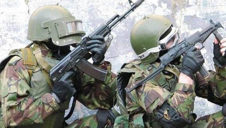 Режим контртеррористической операции введен в Грозном, http://news.ykt.ru/