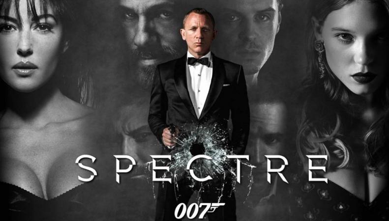 "Фильм ""007: ""Спектр"" бьет рекорды проката"