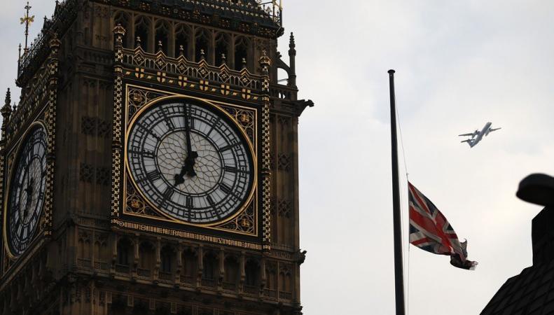 Биг бен, здание правительства Великобритании