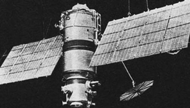 Советский спутник