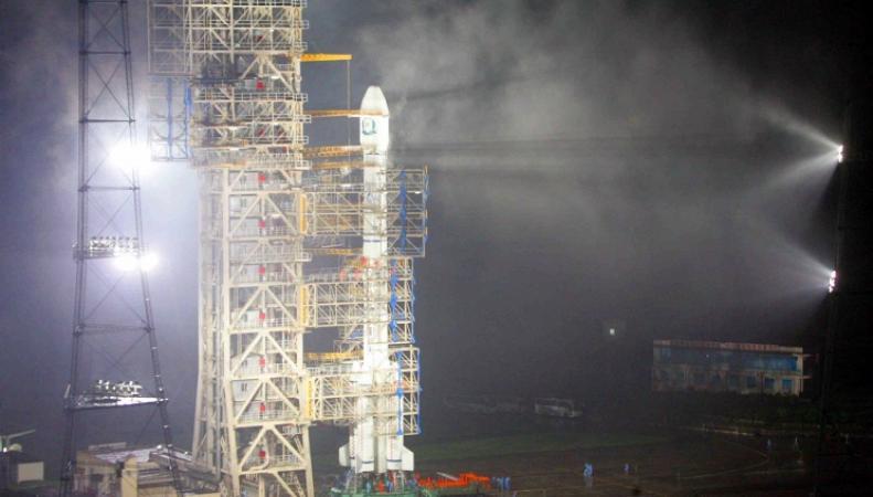 Китайский космодром Сичан