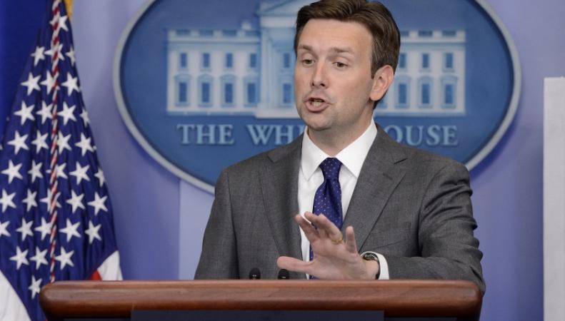 Белый дом: США все еще не планируют сотрудничать с Ираном в борьбе с «Исламским государством», http://pravdoryb.info/