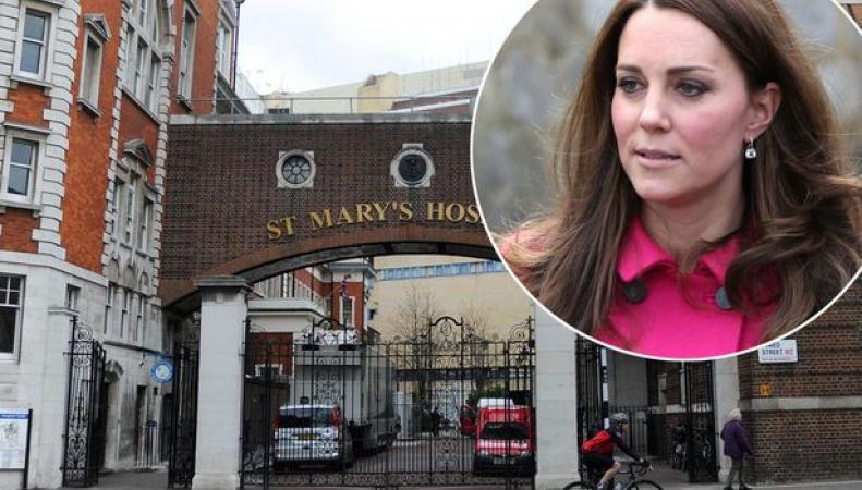 Больница St Mary`s Hospital