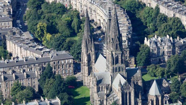 Собор Святой Девы Марии в Эдинбурге