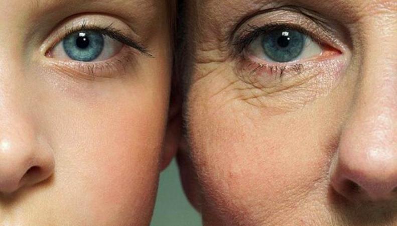 Старение женщин