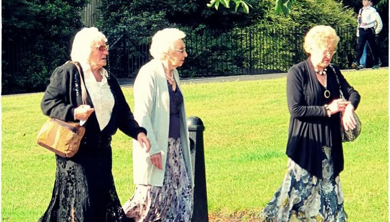 Английские старушки