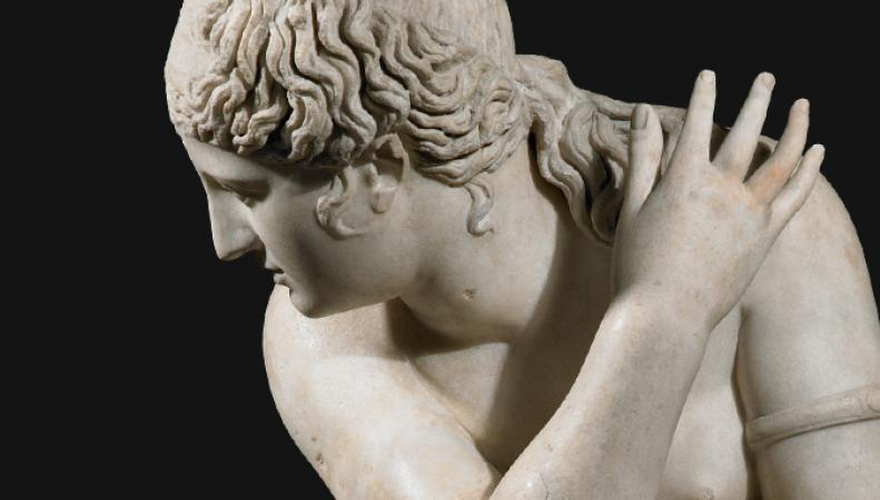 экспонаты выставки имеют тысячелетнюю историю
