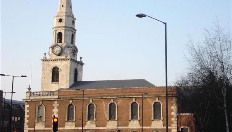 церковь в Саутуарке
