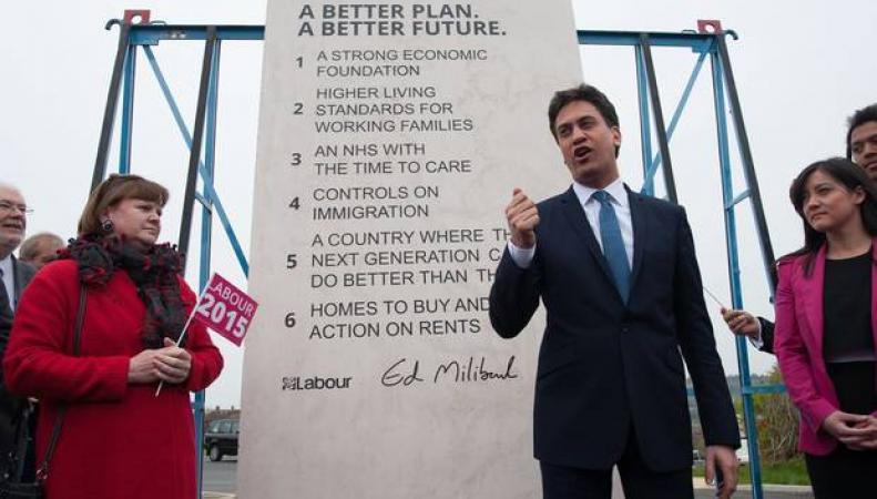 Избирательная кампания лейбористов