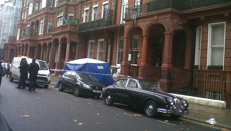 дом в Найтсбридже