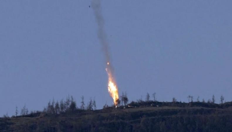 Сергей Рудской рассказал о крушении Су-24