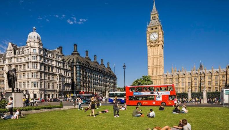 Солнечный Лондон