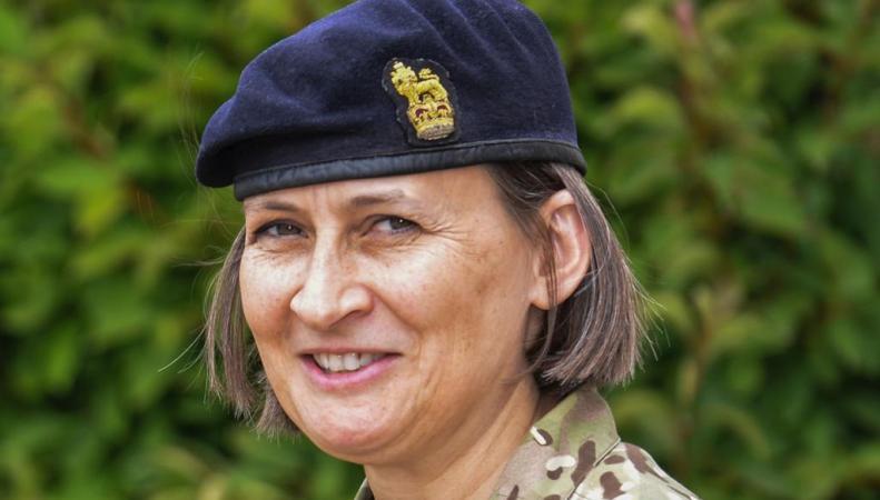 Первая женщина-генерал появится в армии Великобритании