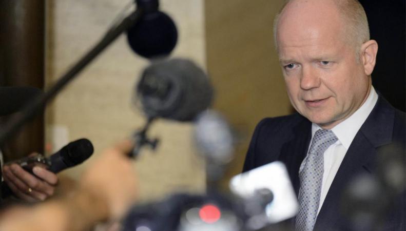 МИД Великобритании заявил об угрозе срыва президентских выборов в Украине