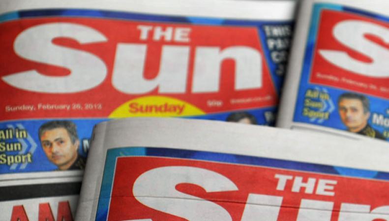 Таблоид Sun