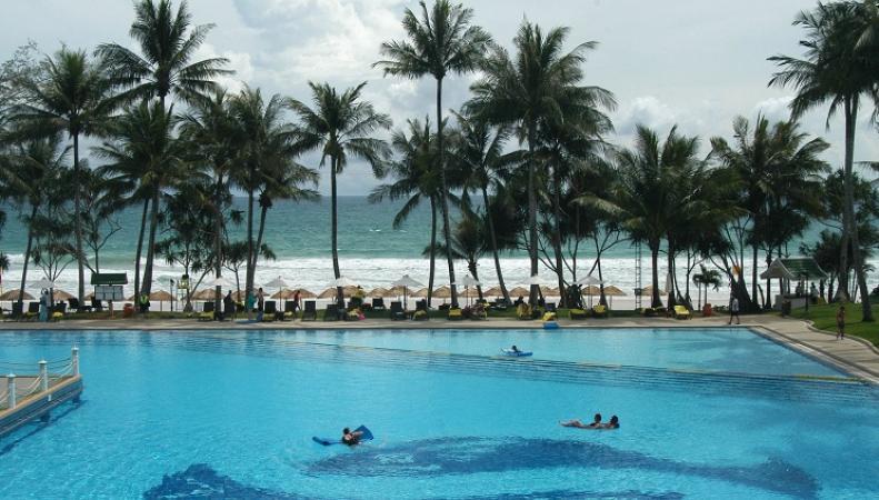 Отель Таиланда