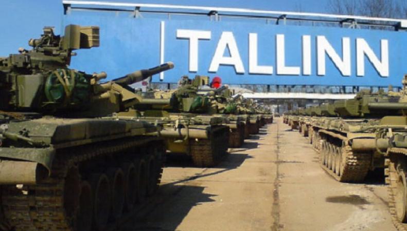 Wargames показали: НАТО не спасет Прибалтику от русских танков