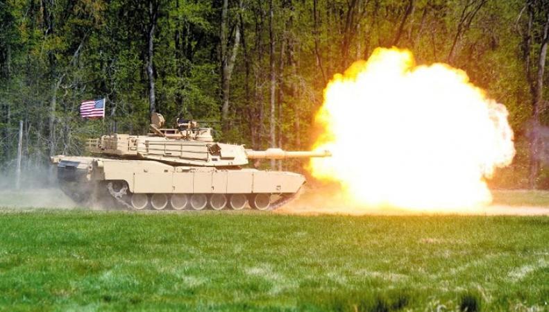 США не планируют отправлять в Европу дополнительную бронетехнику