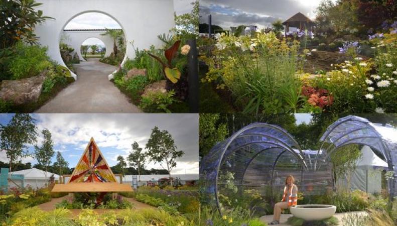 цветочная выставка в Таттон-парке