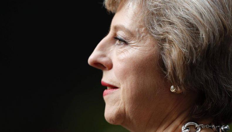 Журналисты нашли косвенное подтверждение слухам о скорой отставке Терезы Мэй фото:bbc