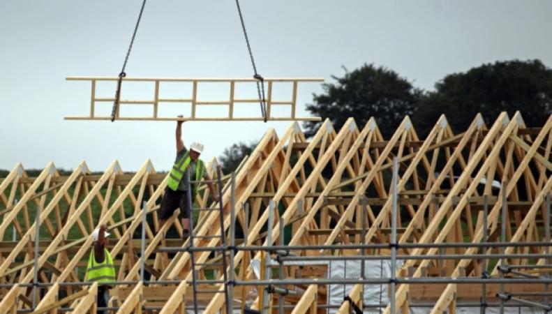 Tesco построит жилые дома