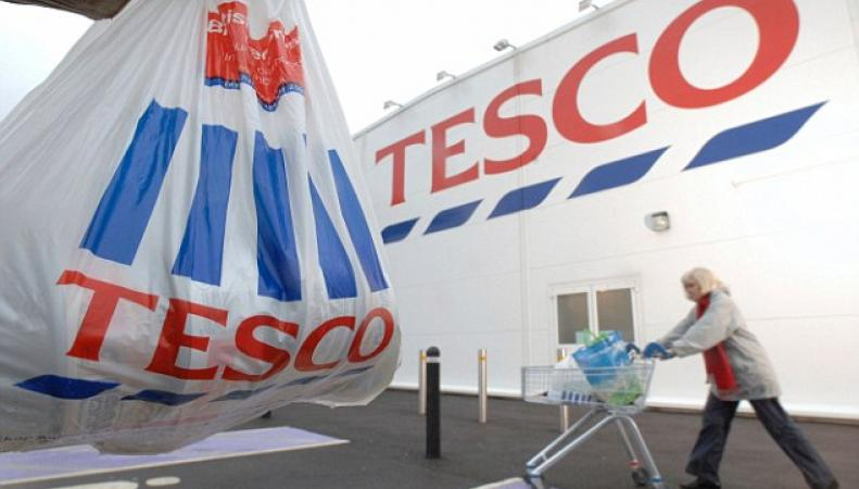 сетевые супермаркеты Tesco