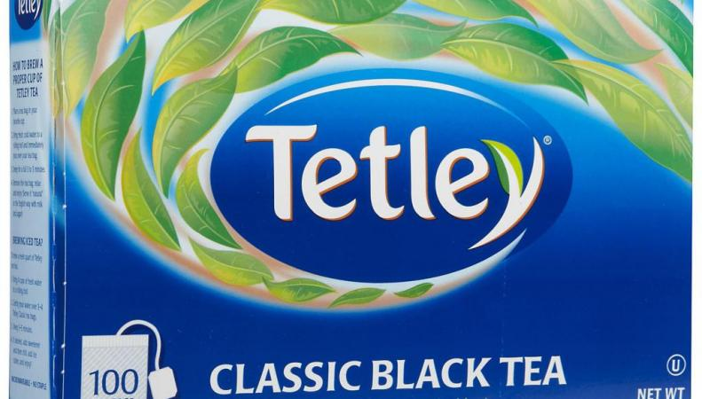Чай Tetley