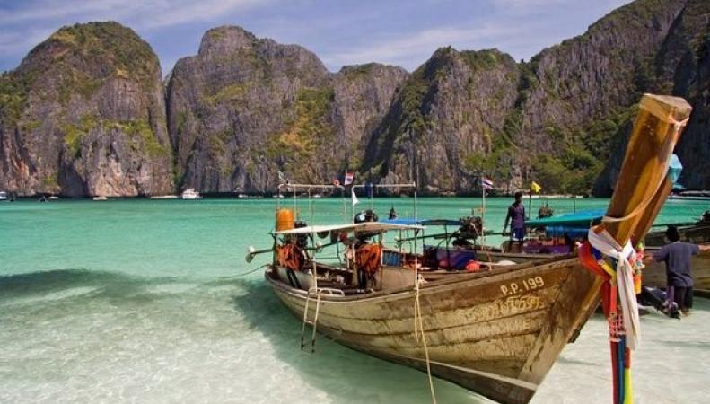 Работорговля на необитаемых островах Тайланда