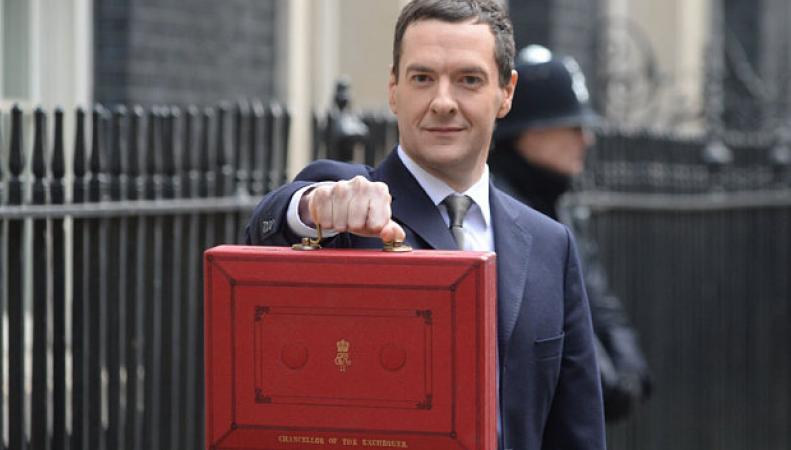 представление бюджета  парламенту
