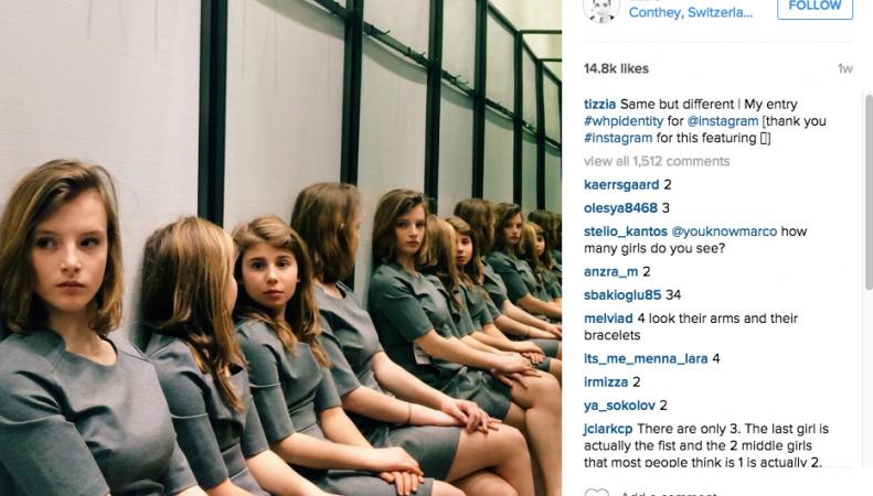 В Британии узнали сколько девочек на загадочном фото, которое взорвало сеть