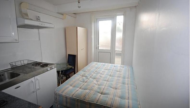 Квартира в Лондоне на Кембер стрит, около Кингс Кросс