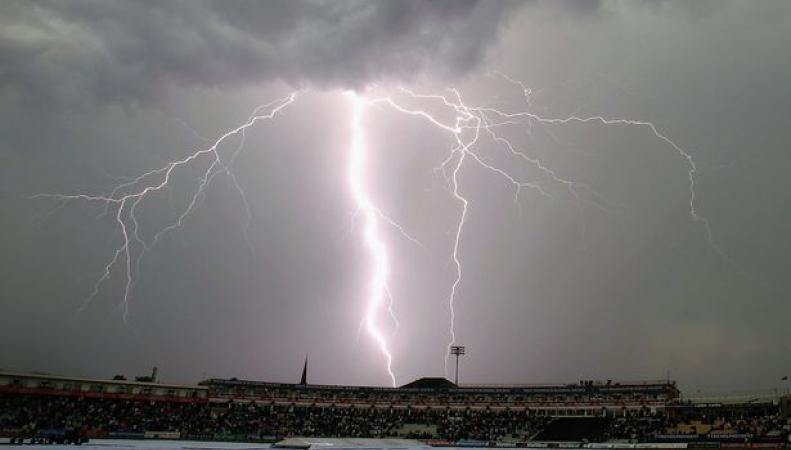 шторм в Бирмингеме