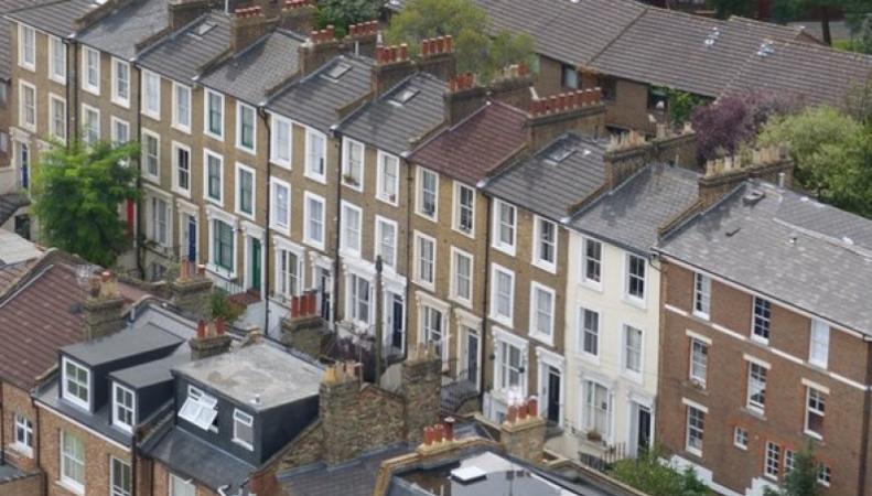 частные дома в Англии
