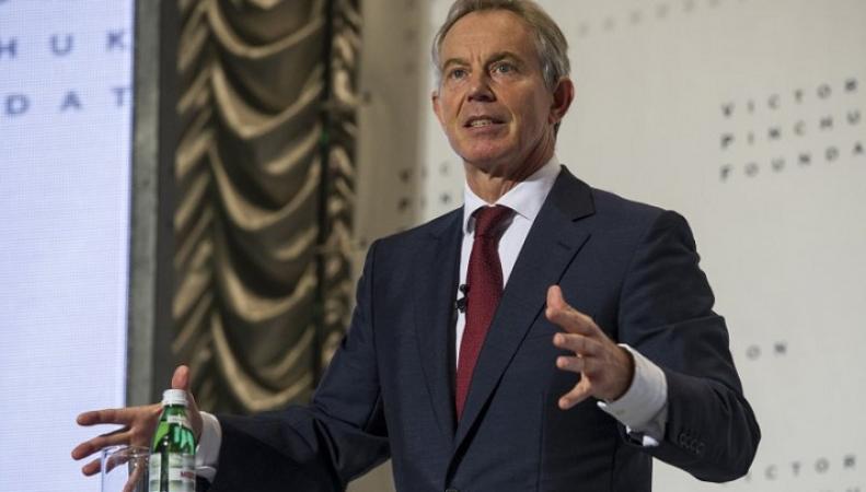 Новое назначение Тони Блэра