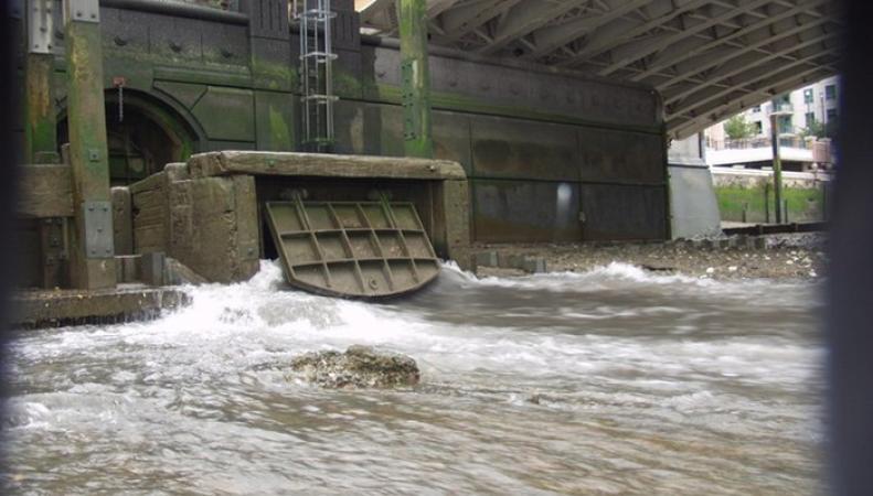 В Лондоне построят суперканализацию под Темзой