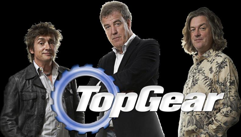 Шоу Top Gear получило новых ведущих