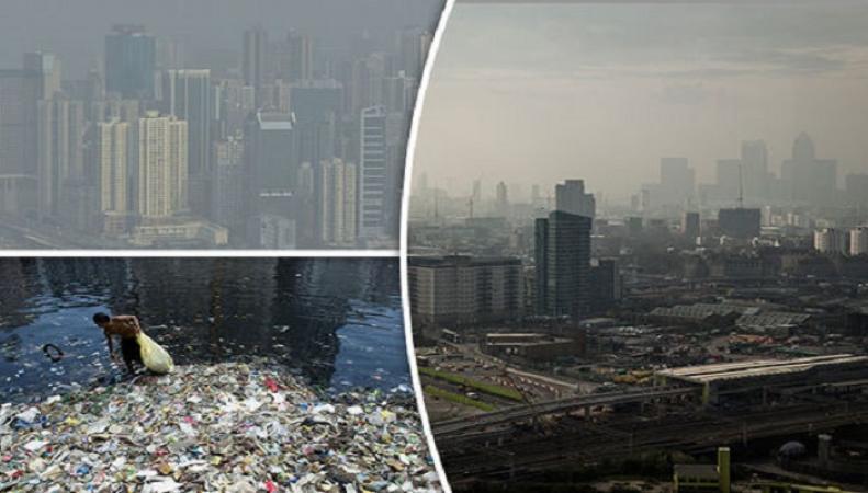 Британия оказалась на втором месте в Европе по смертности от токсичных выбросов