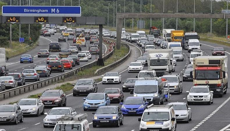 Новый проект избавит автомагистрали Британии от пробок