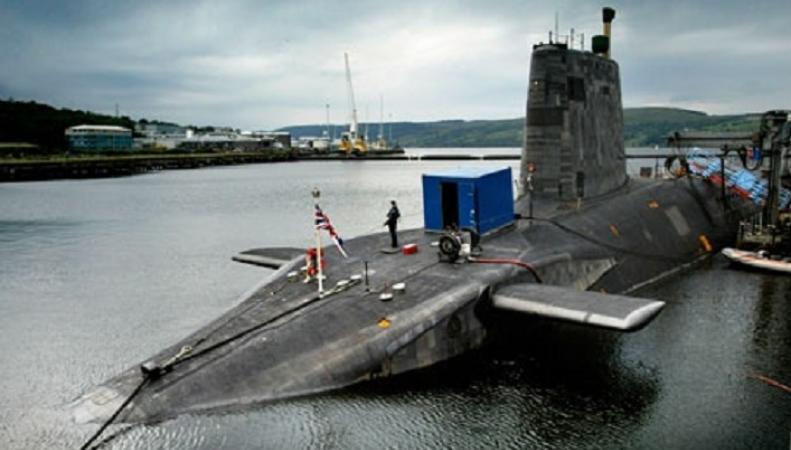 Уволен подводник, который рассказал об уязвимости британских АПЛ