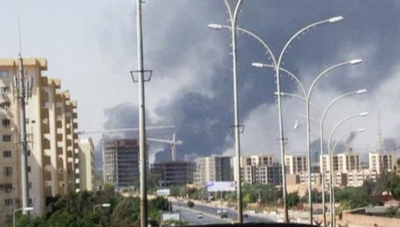 Столица Ливии Триполи