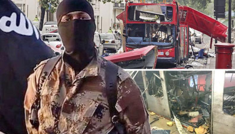 атака исламистов на Лондон