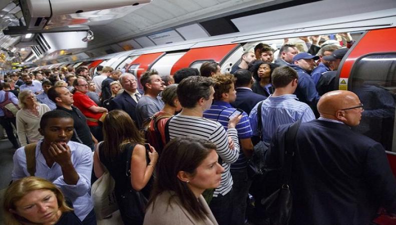В лондонском метро отмечен рост преступности