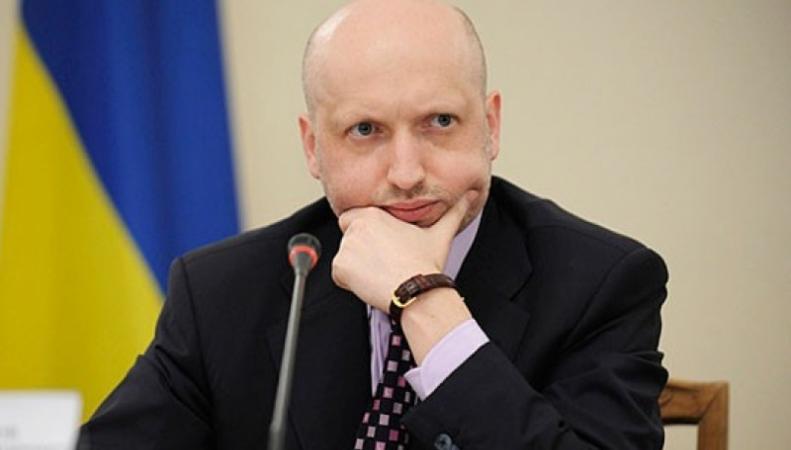 врио президент Украины