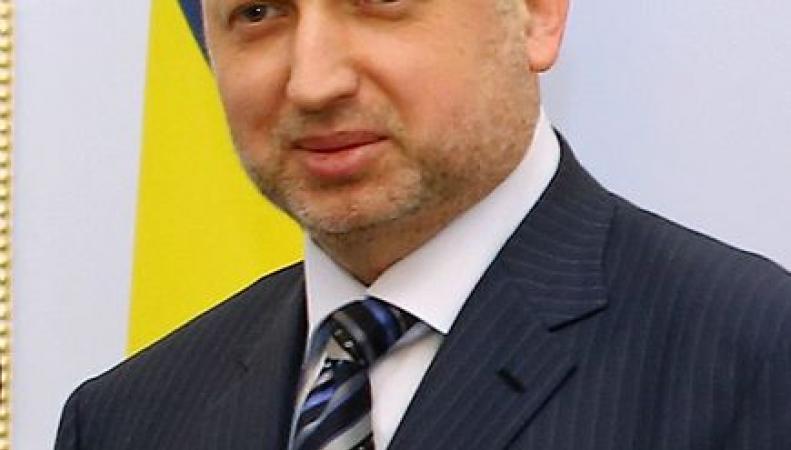 Партия регионов предлагает отстранить от должности Турчинова