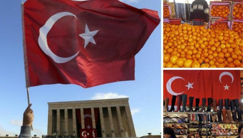 Турция подаст на Россию жалобы в ВТО